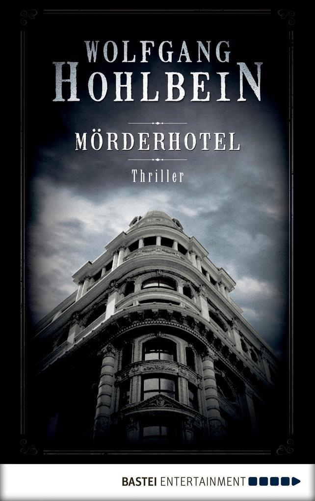 Mörderhotel als eBook