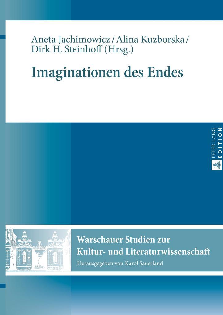 Imaginationen des Endes als Buch