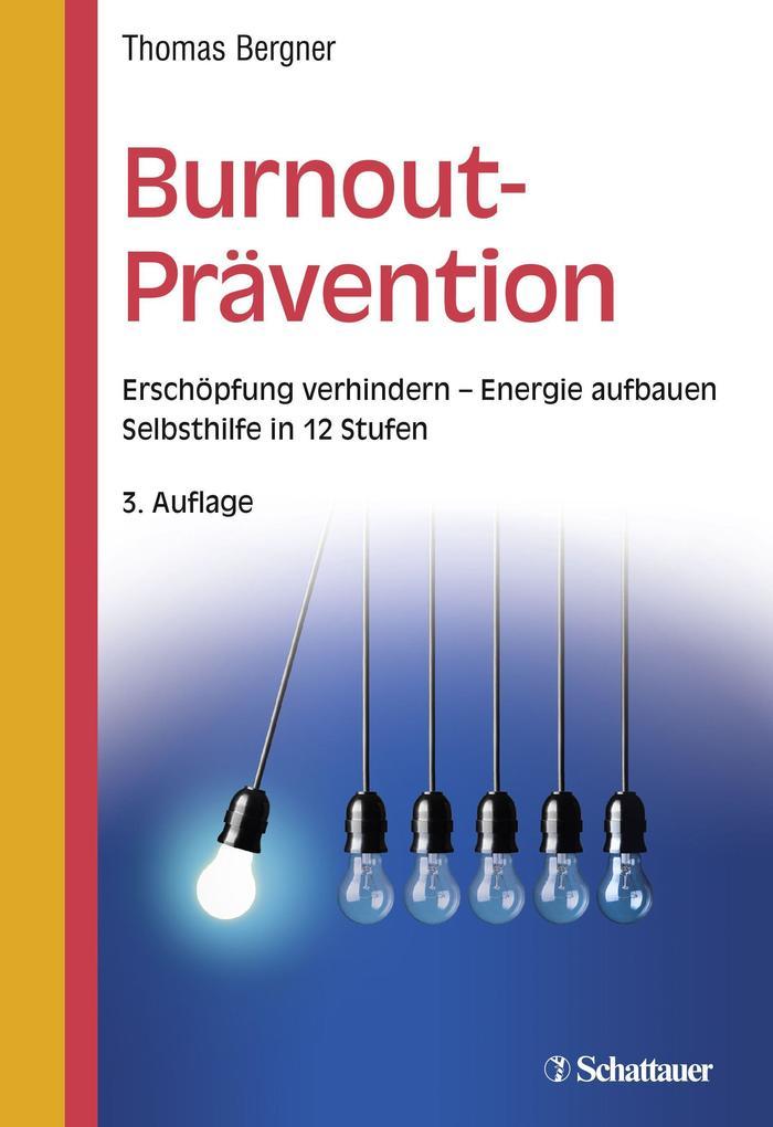 Burnout-Prävention als Buch