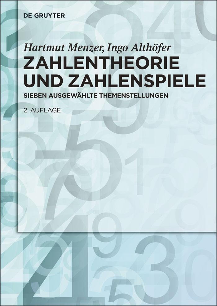 Zahlentheorie und Zahlenspiele als eBook