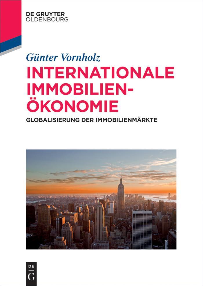 Internationale Immobilienökonomie als eBook