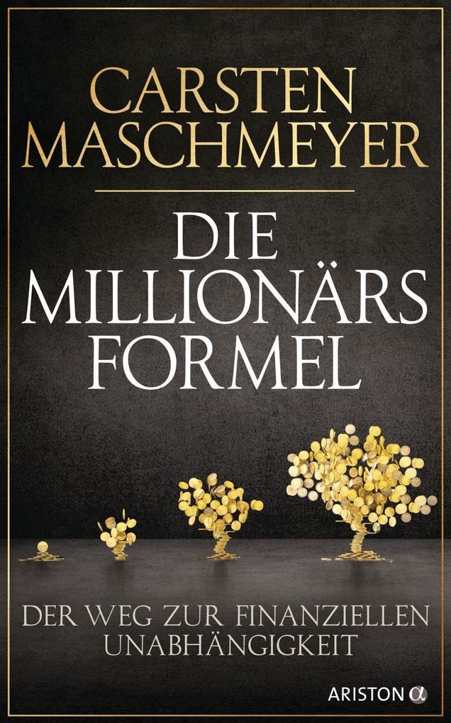 Die Millionärsformel als Buch