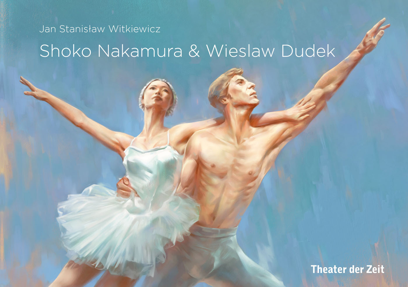 Shoko Nakamura & Wieslaw Dudek als Buch