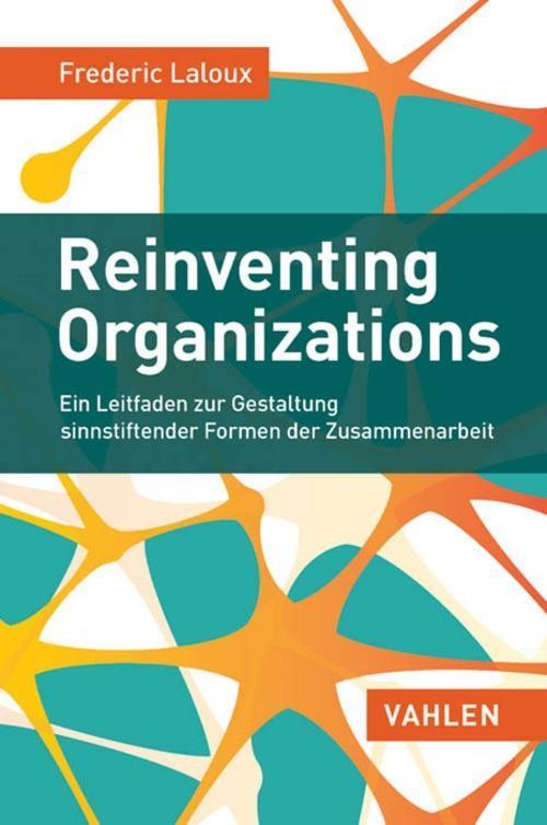 Reinventing Organizations als eBook epub
