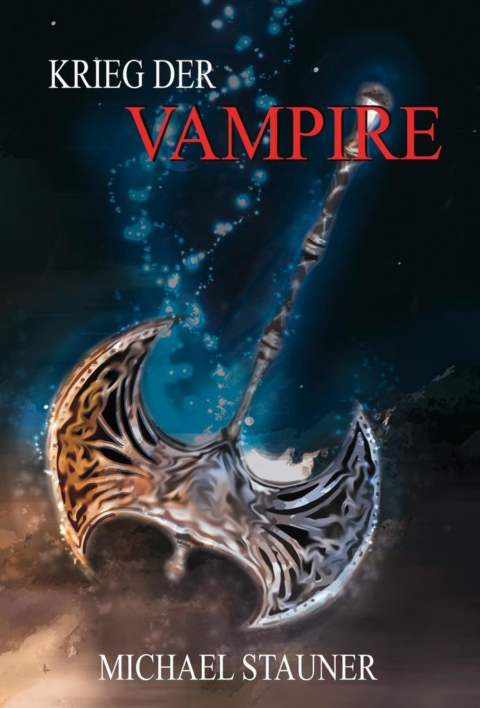 Krieg der Vampire als eBook