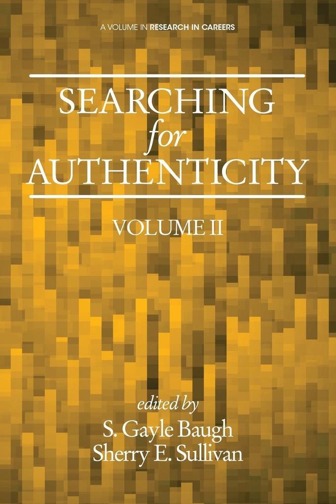 Searching for Authenticity als Taschenbuch von