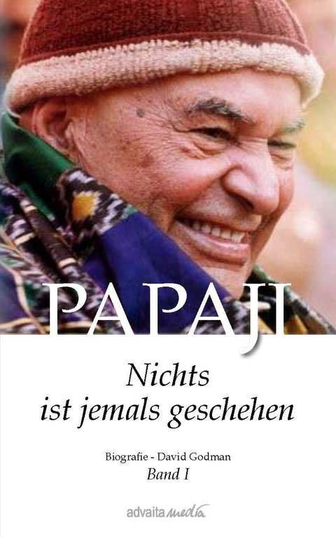 PAPAJI als Buch von David Godman, Samarpan, Papaji