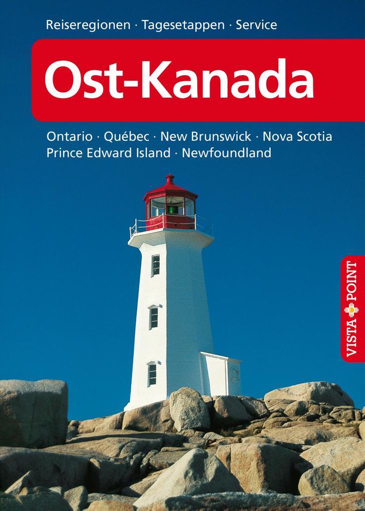 Ost-Kanada als eBook