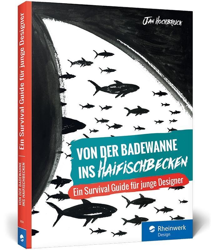 Von der Badewanne ins Haifischbecken als Buch