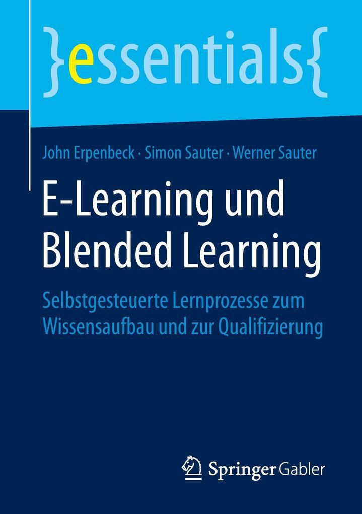 E-Learning und Blended Learning als Buch (kartoniert)