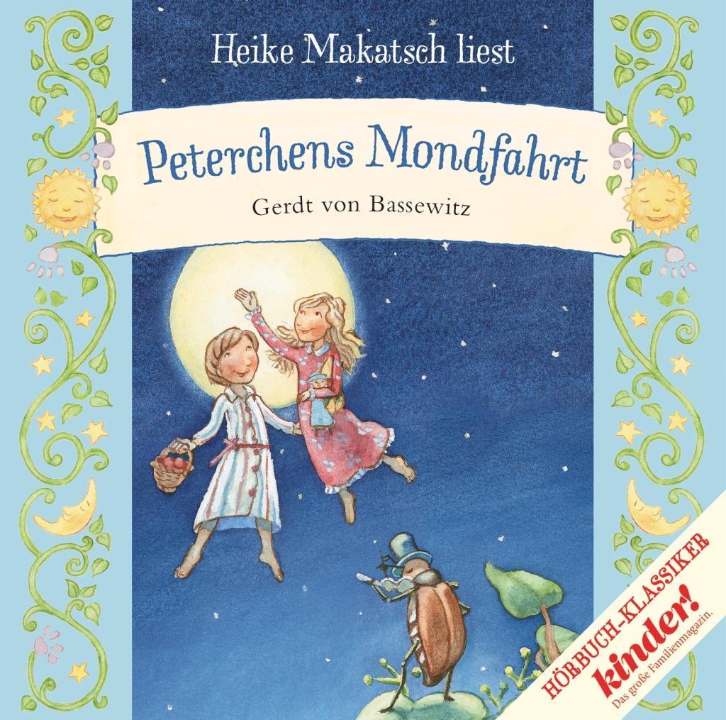 Peterchens Mondfahrt als Hörbuch