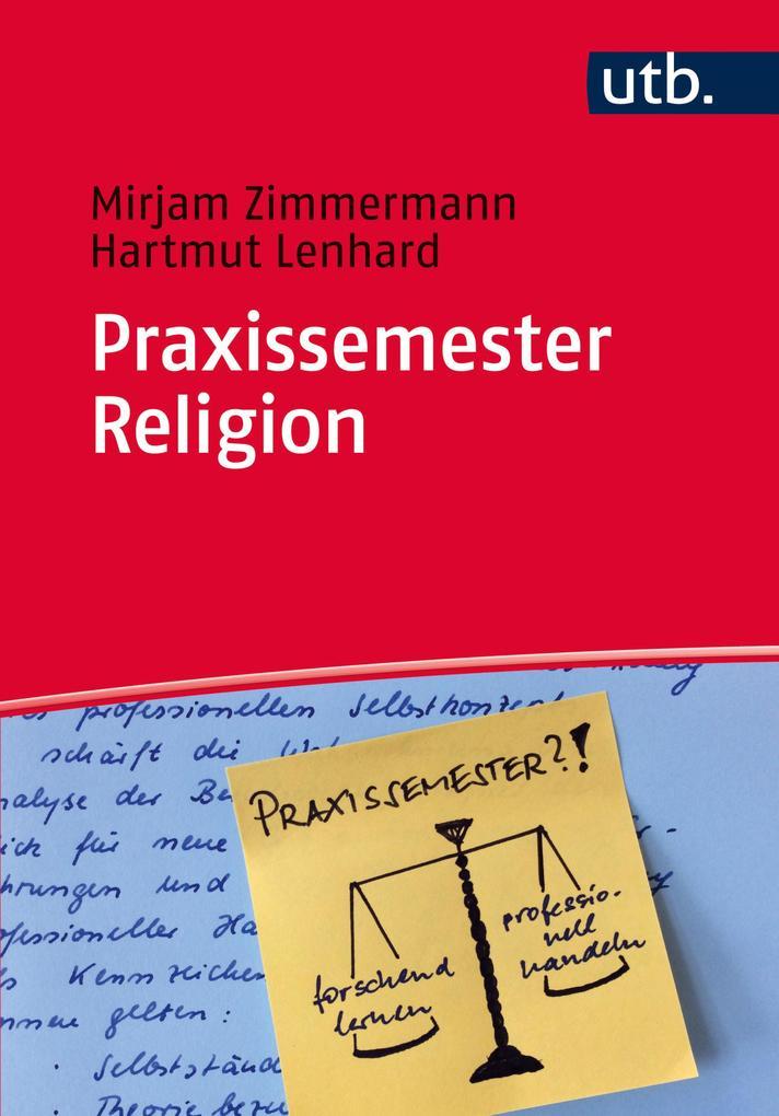 Praxissemester Religion als eBook