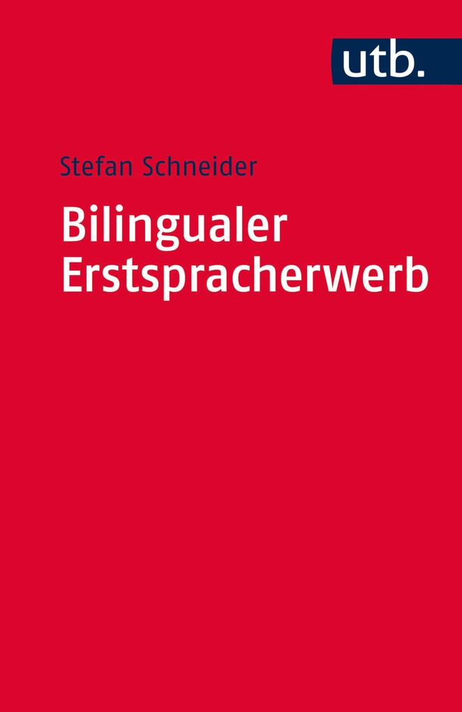 Bilingualer Erstspracherwerb als eBook