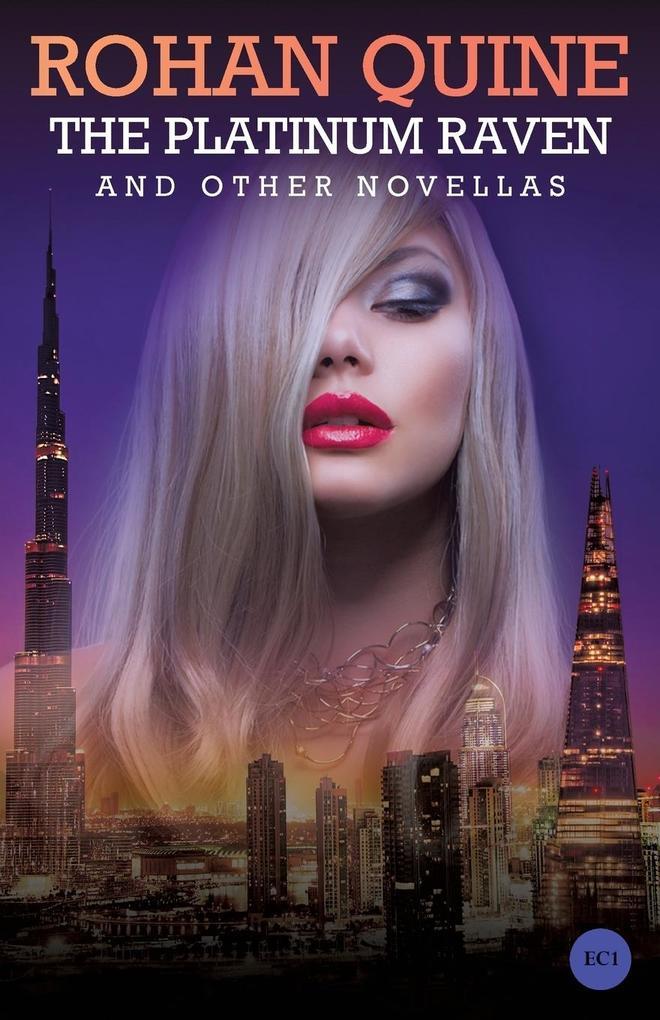 The Platinum Raven and other novellas als Taschenbuch