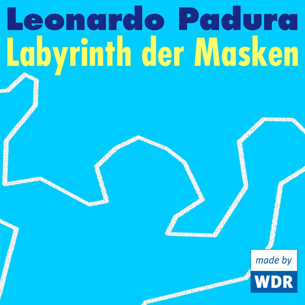 Labyrinth der Masken als Hörbuch Download