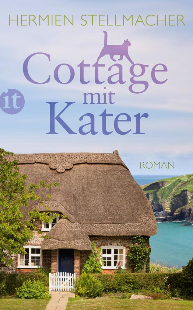 Cottage mit Kater als eBook