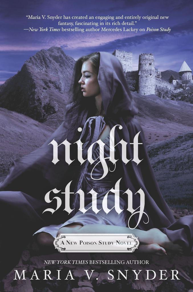 Night Study als Buch von Maria V. Snyder