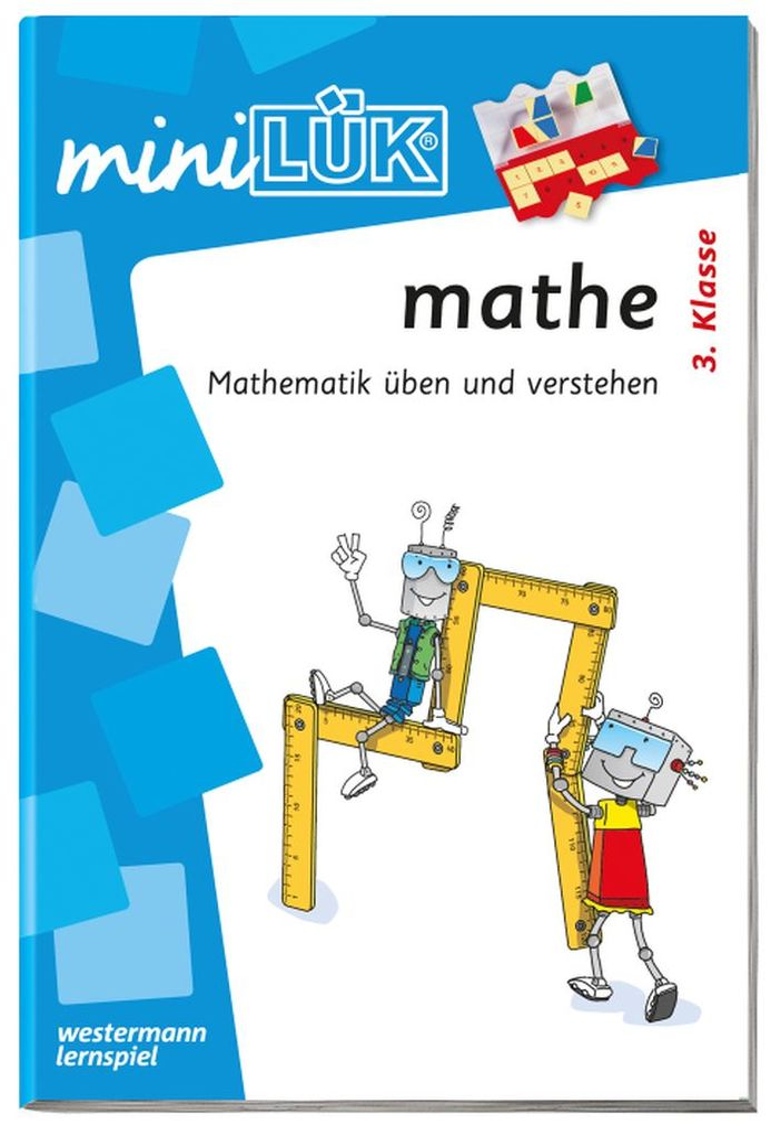 miniLÜK mathe 3. Klasse