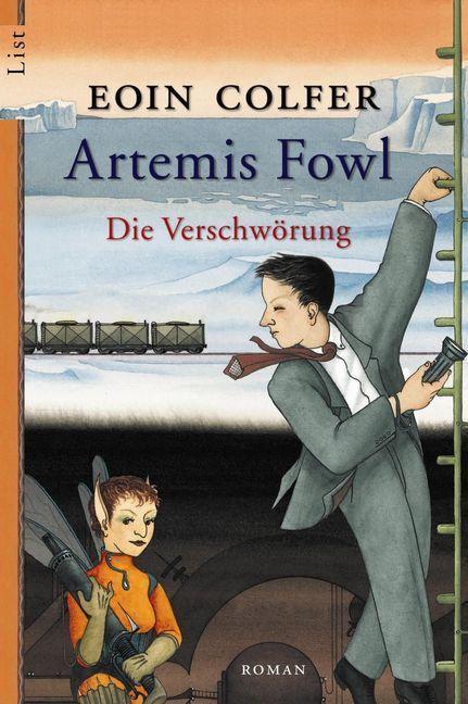 Artemis Fowl. Die Verschwörung als Taschenbuch