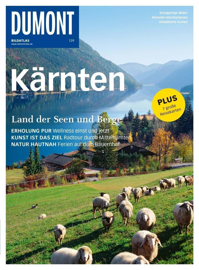 DuMont BILDATLAS Kärnten als eBook von Mag.Stefan Spath - Dumont Reiseverlag