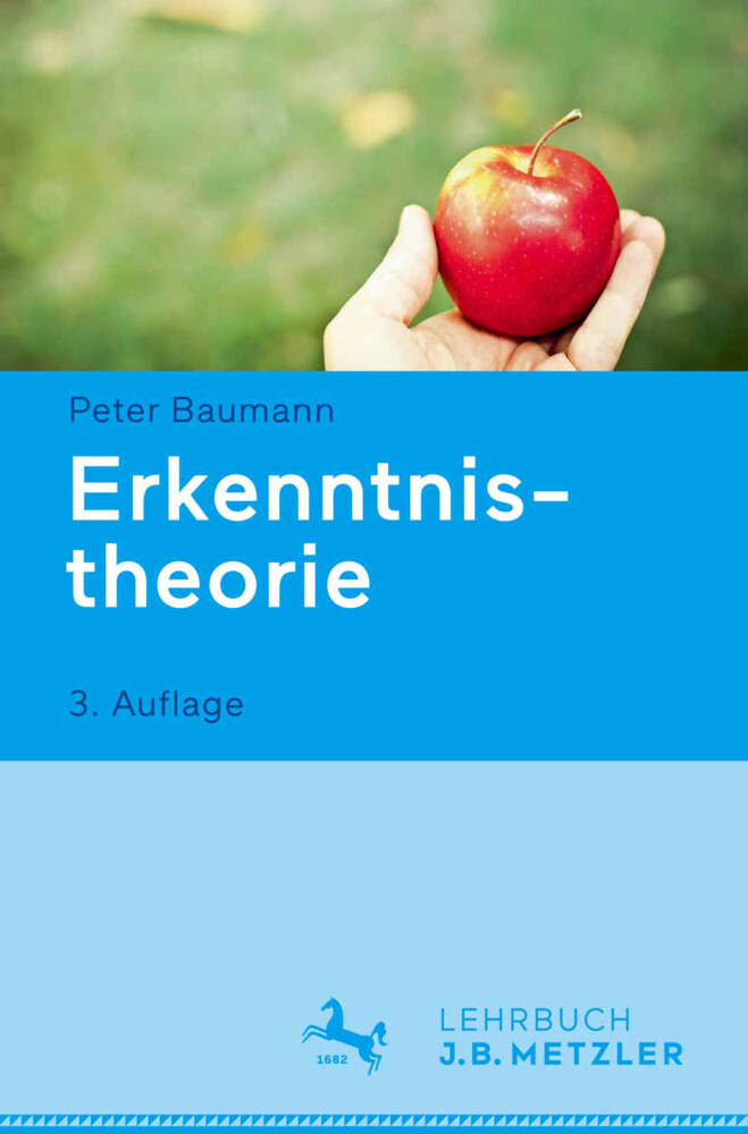 Erkenntnistheorie als Buch (kartoniert)