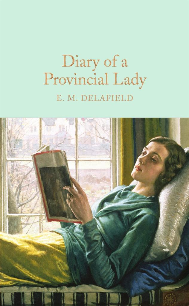 Diary of a Provincial Lady als Buch
