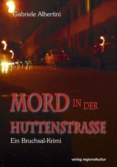 Mord in der Huttenstraße als eBook