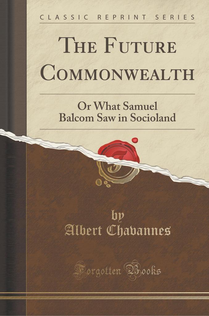 The Future Commonwealth