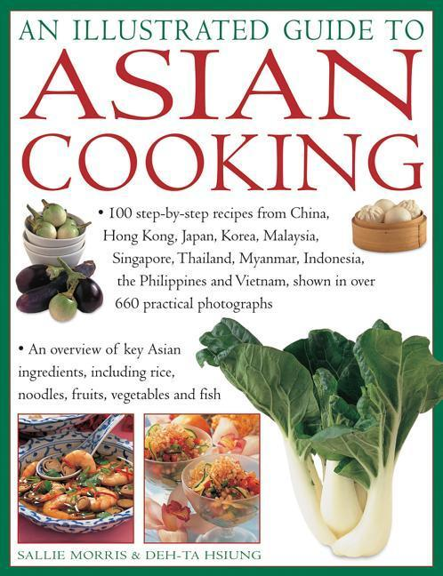 An Illustrated Guide to Asian Cooking als Tasch...