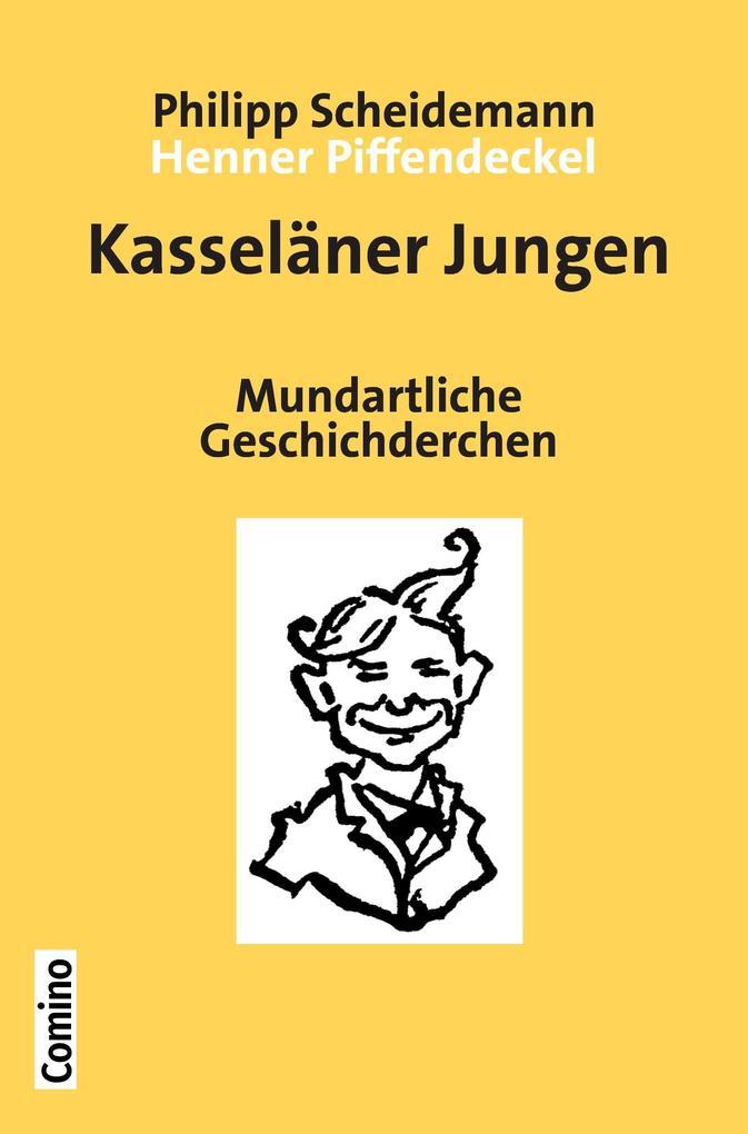 Kasseläner Jungen als Buch