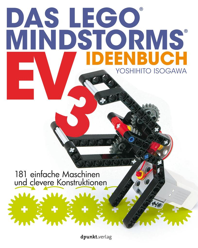 Das LEGO®-MINDSTORMS®-EV3-Ideenbuch als eBook epub