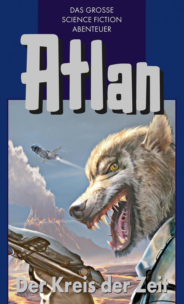 Atlan 33: Der Kreis der Zeit (Blauband) als eBook epub