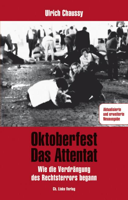 Oktoberfest - Das Attentat als Buch