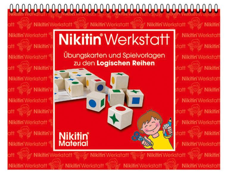 LOGO - Nikitin Werkstatt Logische Reihen als Buch