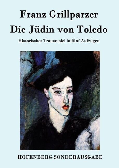 Die Jüdin von Toledo als Buch