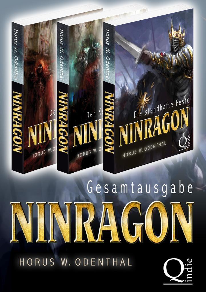 Ninragon - Die Trilogie (Gesamtausgabe Band 1-3) als eBook