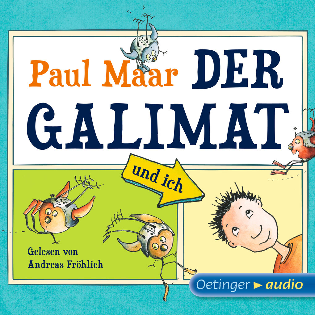 Der Galimat und ich als Hörbuch Download
