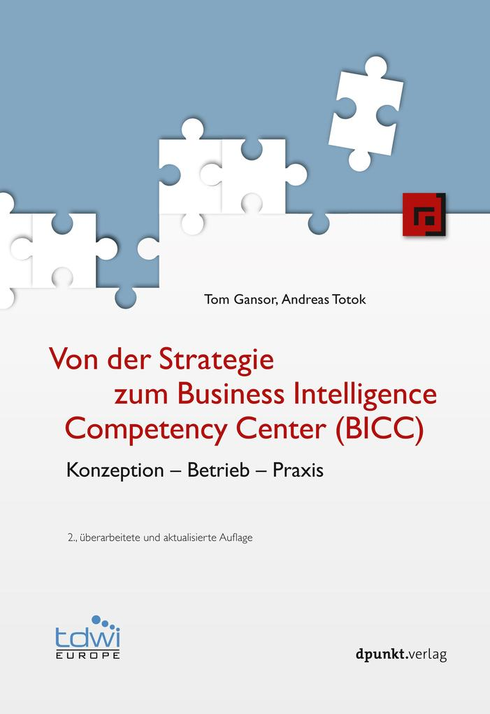 Von der Strategie zum Business Intelligence Competency Center (BICC) als eBook