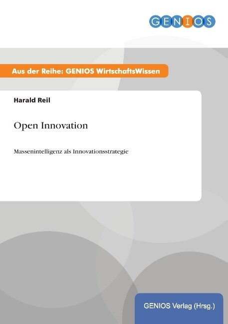 Open Innovation als Buch