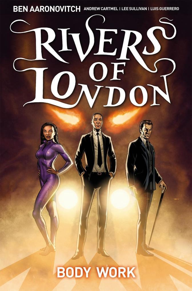 Rivers of London - Body Work #1 als eBook von Ben Aaronovitch, Andrew Cartmel