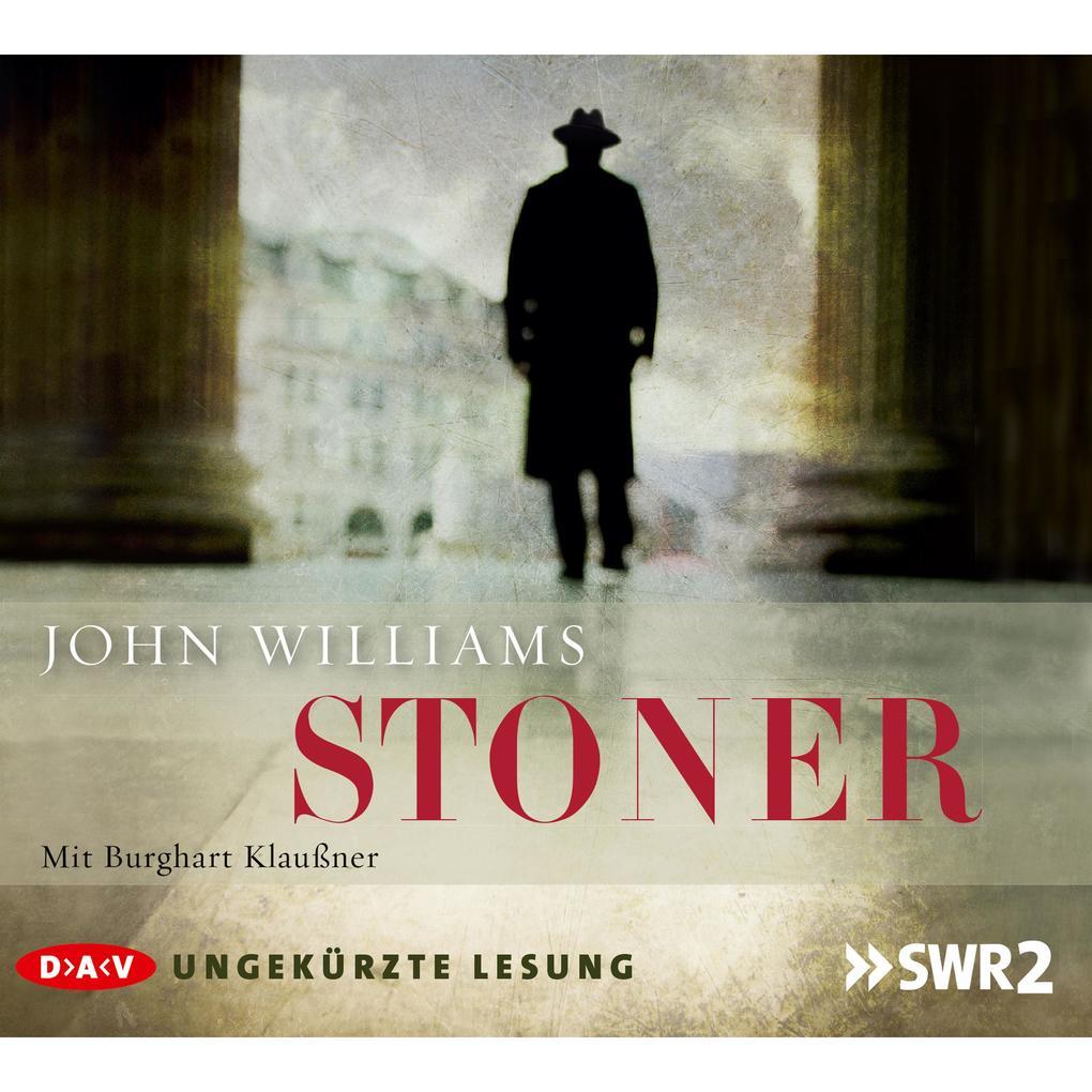 Stoner als Hörbuch Download