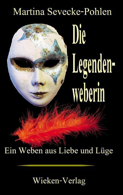 Die Legendenweberin als Buch