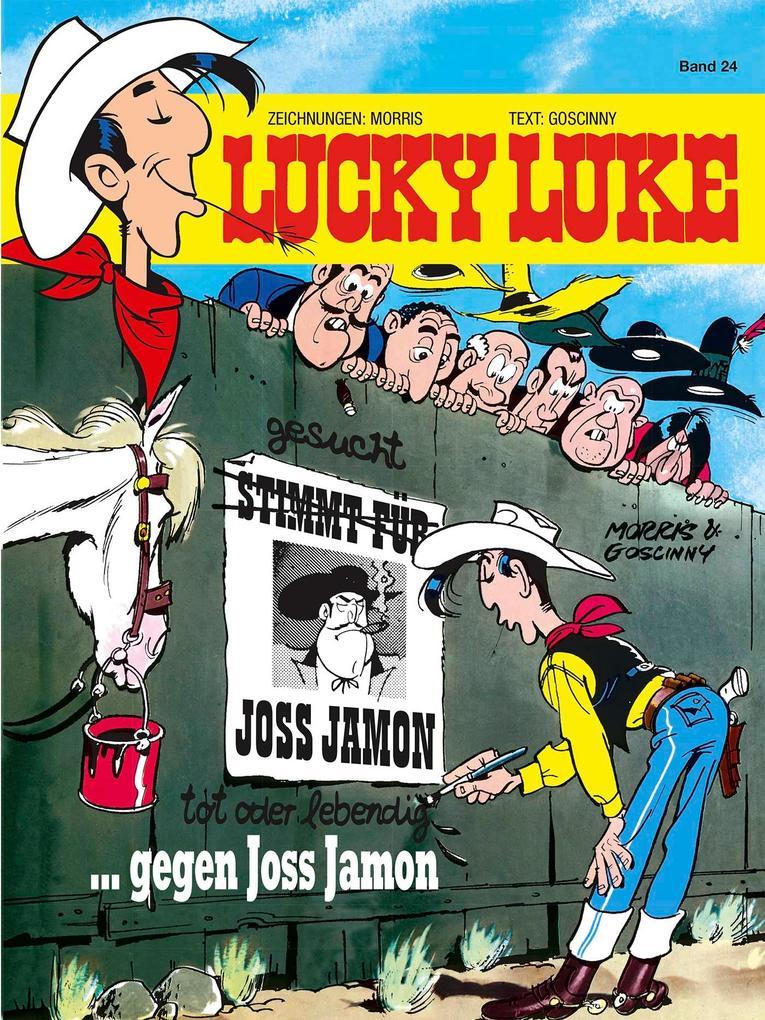 Lucky Luke 24 als eBook