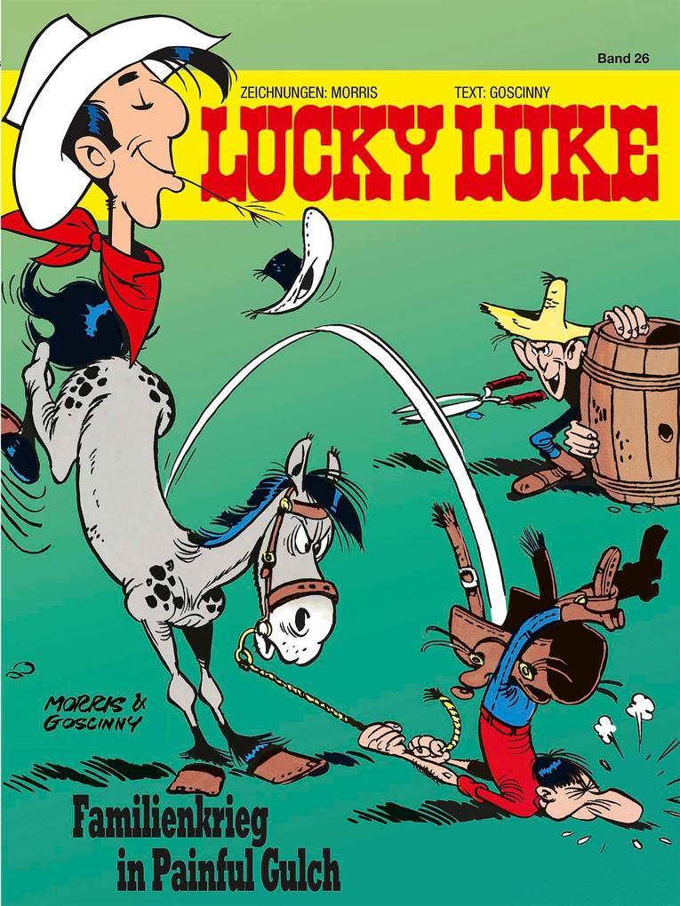 Lucky Luke 26 als eBook