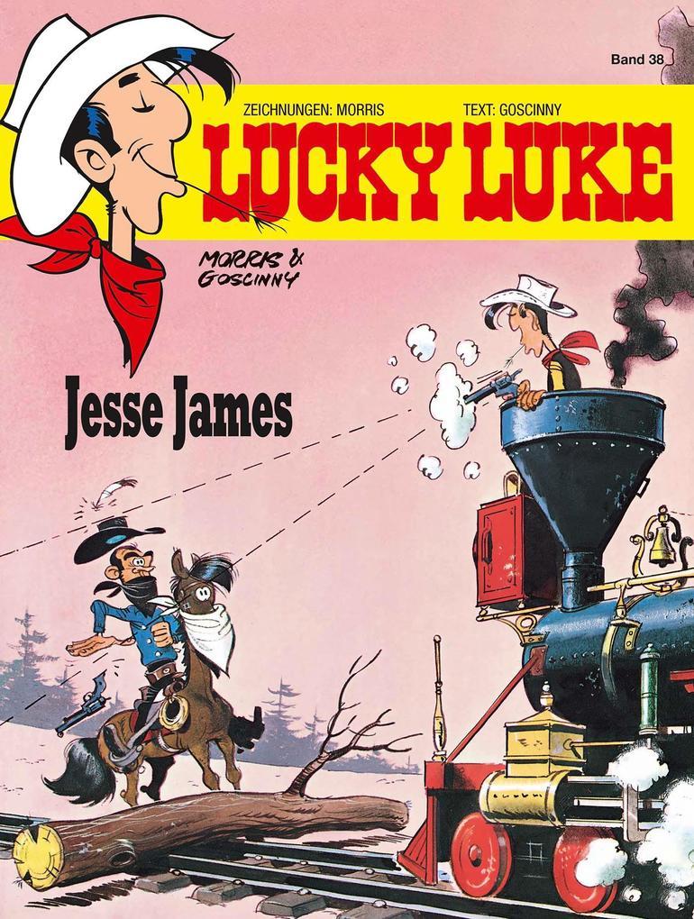 Lucky Luke 38 als eBook