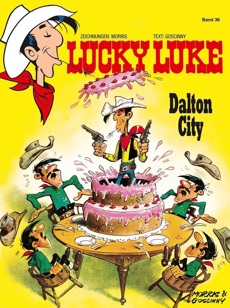 Lucky Luke 36 als eBook