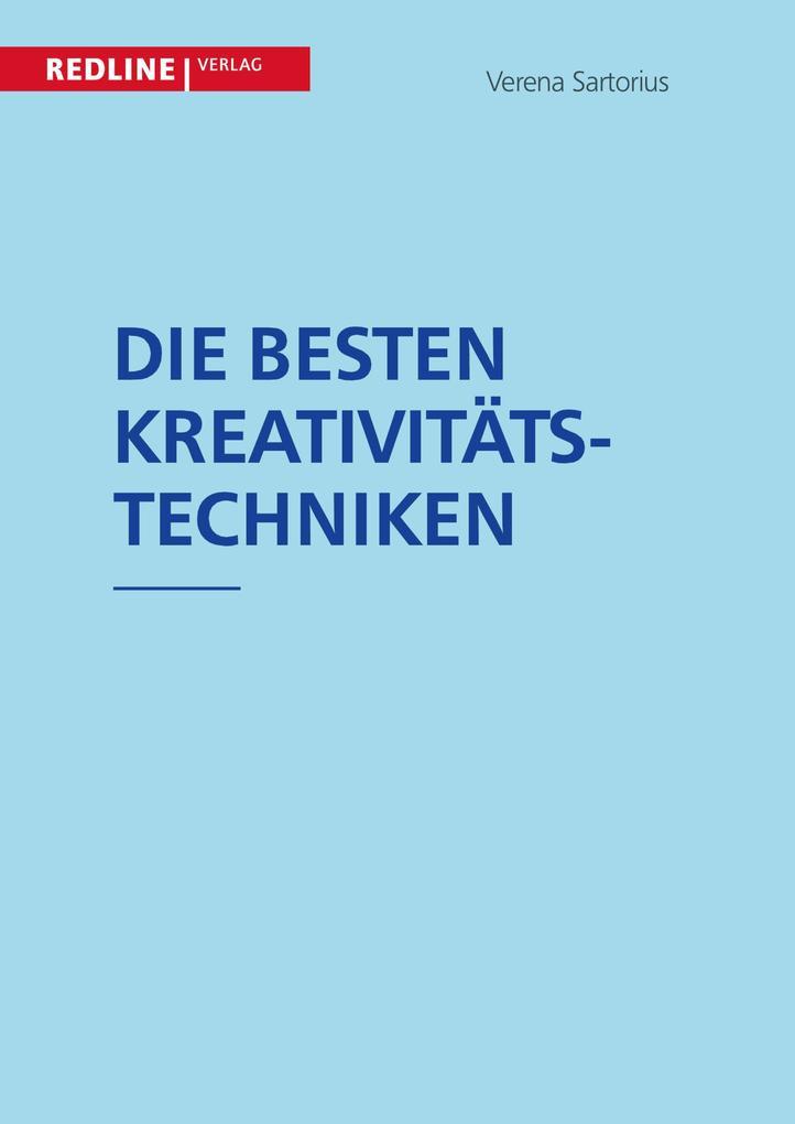 Die besten Kreativitätstechniken als eBook