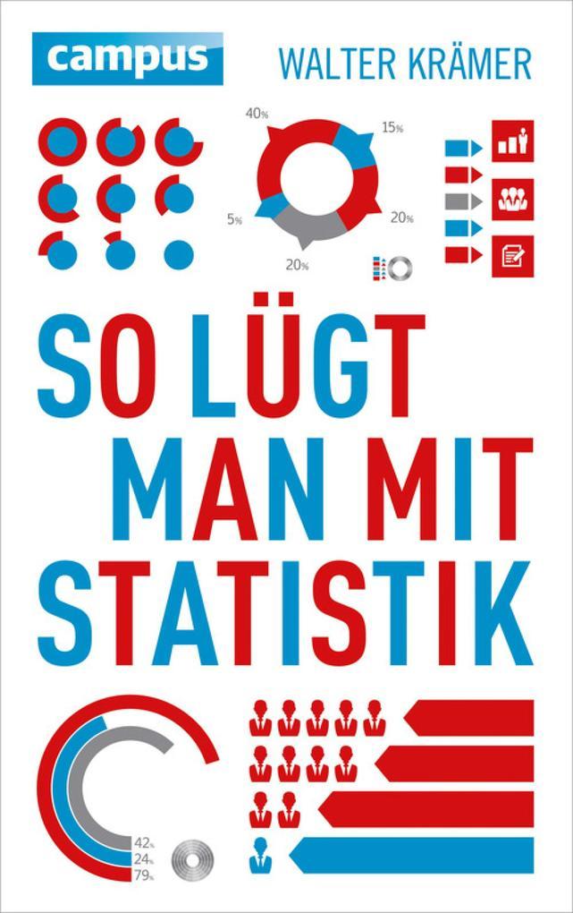 So lügt man mit Statistik als eBook epub