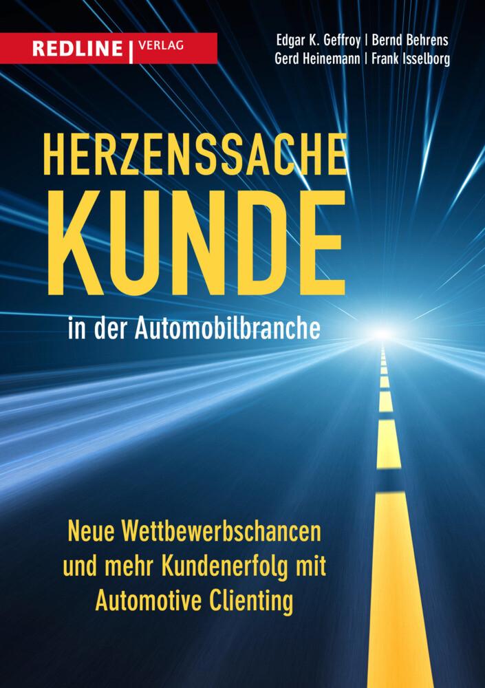Herzenssache Kunde in der Automobilbranche als Buch