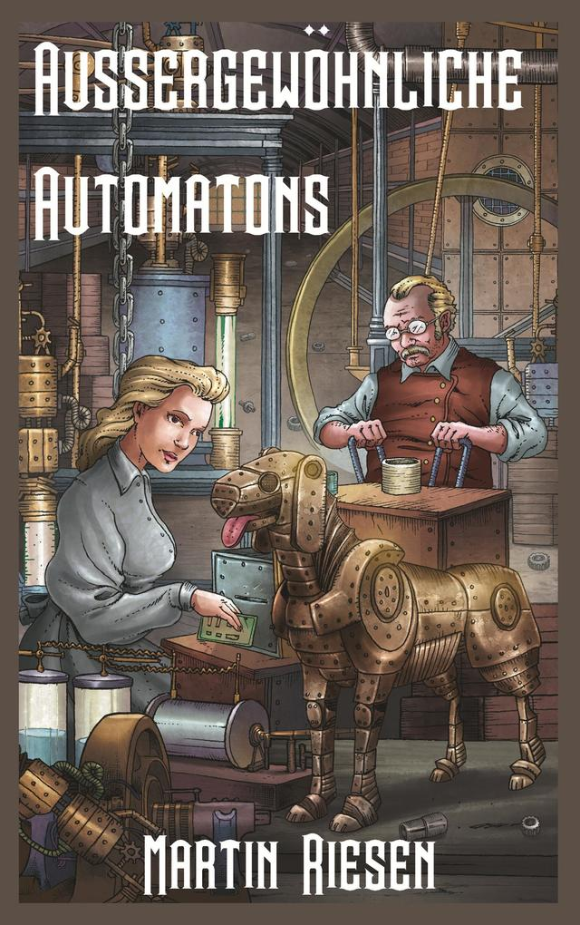 Aussergewöhnliche Automatons als eBook